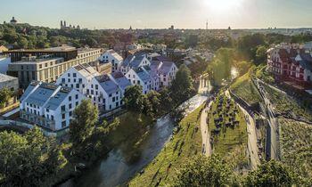 Tyrimas: kaip miestiečių savijautą keičia rajono išplanavimas
