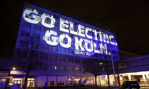 """Elektromobilius Vokietijoje gamins ir """"Ford"""", investuoja 1 mlrd. USD"""