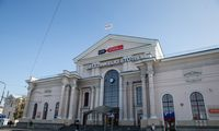 Netrukus skelbsVilniaus geležinkelio stoties architektūros konkursą