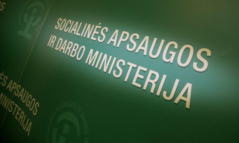Socialinės apsaugos ir darbo ministerija. Vladimiro Ivanovo (VŽ) nuotr.
