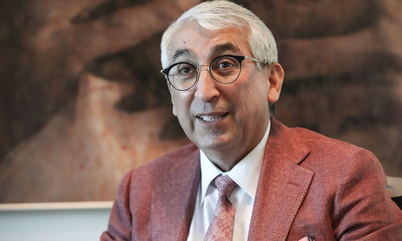 """Idrakas Dadašovas, """"Penkių kontinentų"""" įmonių grupės valdybos pirmininkas. Vladimiro Ivanovo (VŽ) nuotr."""