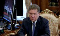 """A. Milerio kadencija """"Gazprom"""" vadovo poste pirma laiko patvirtinta dar 5 metams"""