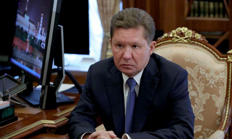 "Mikhailo Klimentyevo (Rusijos prezidentūros / TASS / ""Scanpix"") nuotr."