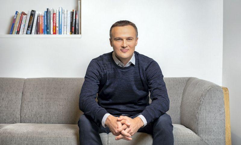 """""""CGTrader"""" įkūrėjas M. Kalytis: realizmas – tik stabdis"""