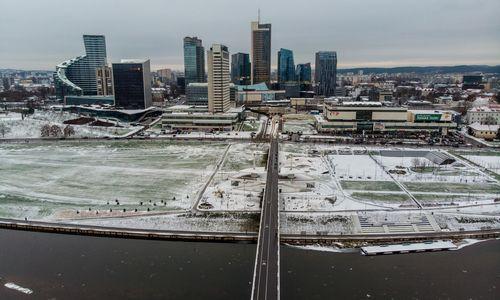 Vilnius FT reitinge – tarp perspektyviausių pasaulio miestų
