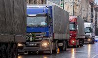 """""""Linava"""": į užsienį per metus išsikraustė 115 transporto įmonių"""