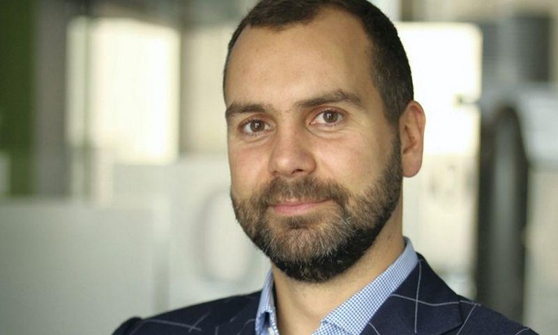 Valstybės investicijų valdymo agentūros (VIVA) Investicijų valdymo departamento direktorius Artūras Vilkas.