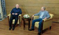 Sočyje– dar vienas A. Lukašenkos tūpsnis V. Putinui