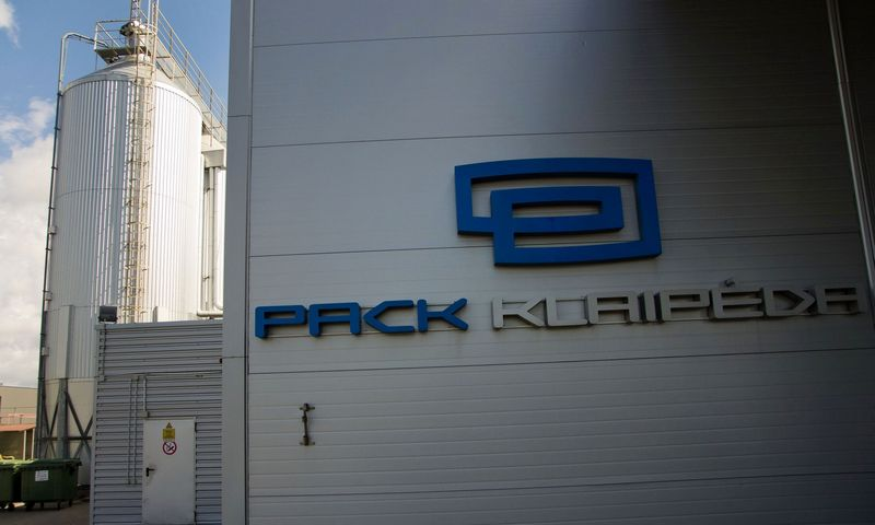 """UAB """"Pack Klaipėda"""". Algimanto Kalvaičio nuotr."""