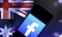 """""""Facebook"""" pažadėjo skirti 1 mlrd. USD žurnalistikai palaikyti"""