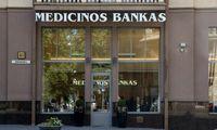 Medicinos bankas uždirbo 3,6 mln. Eur grynojo pelno