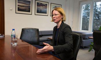 Lietuvos oro uostų valdybos pirmininkė – Eglė Čiužaitė