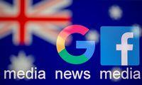 Australija patvirtino: technologijų milžinės privalo mokėti už žiniasklaidos turinį