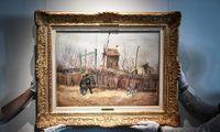 Aukcione – iki šiol niekur niekada viešai nerodytas V. van Gogho paveikslas