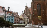 Statybos Latvijoje per metus brango 0,5%