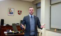 Gabrielius Landsbergis patvirtintas TS-LKD lyderiu