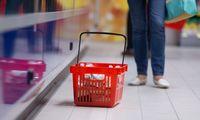 Apsipirkti į maisto parduotuvę – bent kartą per savaitę
