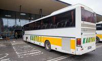 LTSA: autobusų reisai atsinaujina per lėtai
