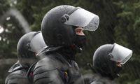 Baltarusijoje sulaikytas opozicinės partijos pirmininkas
