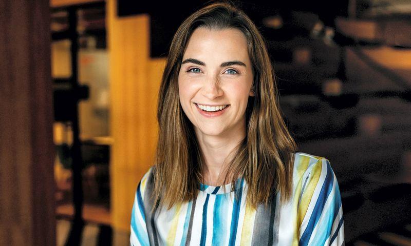 """Greta Monstavičė, """"Rockit Impact"""" ir fondo """"Katalista Ventures"""" vadovė. Asmeninio archyvo nuotr."""