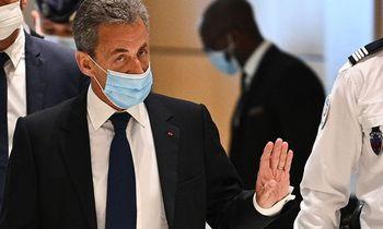 Buvęs Prancūzijos prezidentas N. Sarkozy nuteistas metus kalėti už korupciją