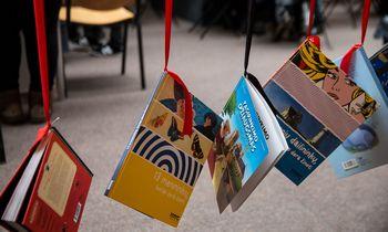 Vilniaus knygų mugė keliama į 2022-uosius