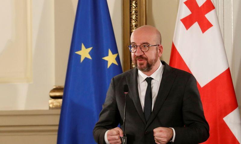 "Charles'is Michelis, EVT pirmininkas. ""Reuters"" / ""Scanpix"" nuotr."