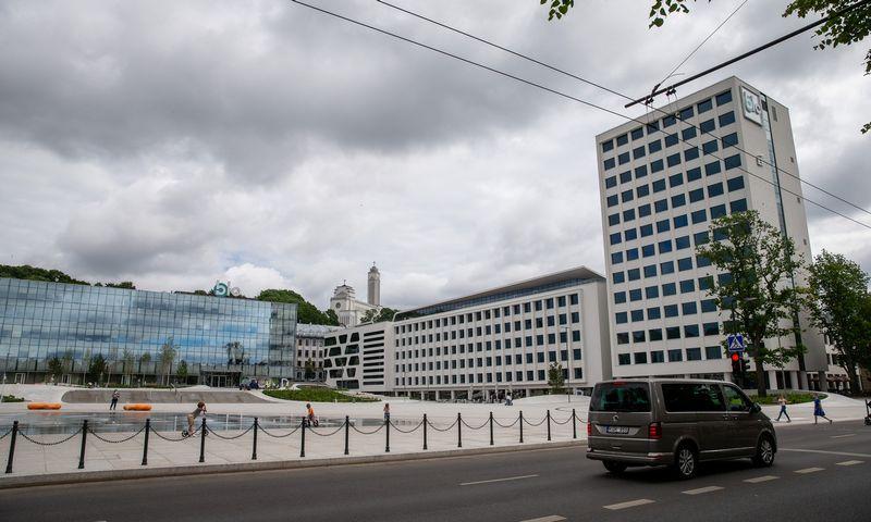 Biurų pastatas BLC. Vladimiro Ivanovo (VŽ) nuotr.
