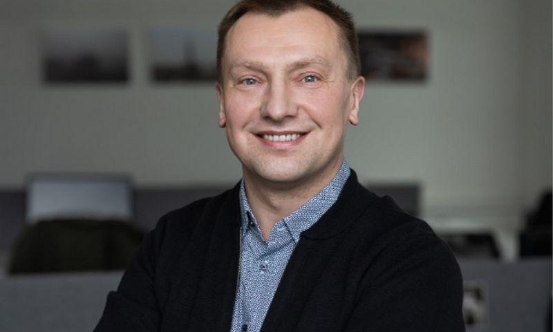 """Leidinių ir knygų platinimu užsiimančiai įmonei UAB """"Medipresa"""" vadovaus Laimonas Blažinskas. Bendrovės nuotr."""