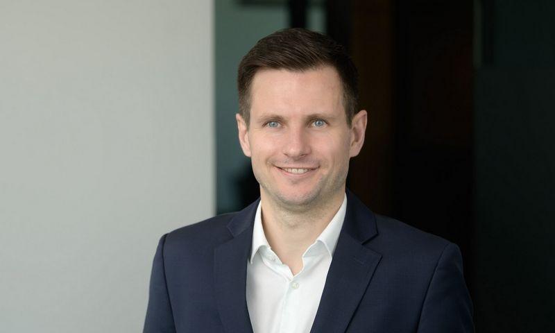 Valstybės investicijų valdymo agentūros (VIVA) valdančios Pagalbos verslui fondą Rizikų valdymo departamento direktorius Rolandas Ročius. .