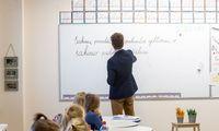 Kontaktinio ugdymo mokyklose atnaujinimui dar reikia laiko