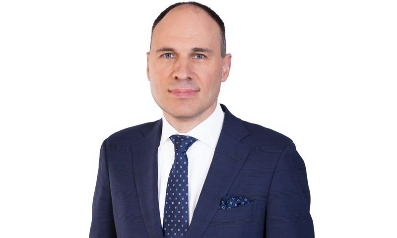 "Dalius Kaveckas, ""Baltic Asset Management"" finansų direktorius. Bendrovės nuotr."