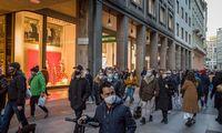 Italijos ekonomikos kritimas 2020-aisiais - didžiausias nuo Antrojo pasaulinio karo