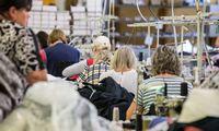 Europos fabrikai ūžia: aktyvumas didžiausias per 3 metus