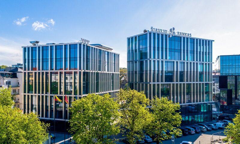 """""""YIT Lietuva"""" biuras Kaune įsikūrė verslo centre """"SQVERAS"""", kurio projektą pati bendrovė ir įgyvendino."""