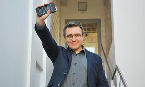 """Bankrutuoja lietuviškų išmaniųjų telefonų kūrėja """"Getnord"""""""