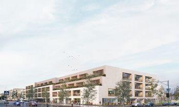 """""""Jungtiniai projektai"""" už 17 mln. Eur turėtų statyti gimnaziją sostinės Pilaitėje"""