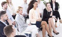 Lietuvos įmonių vadovybės paveikslas: 70% – vyrų, 30% – moterų