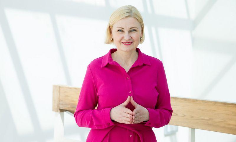 Rūta Vainienė, LPĮA vykdomoji direktorė. Juditos Grigelytės (VŽ) nuotr.