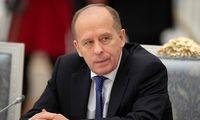 Tarp Rusijos pareigūnų, kuriems JAV paskelbė sankcijas, – FSB vadovas