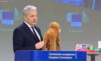 EK ataskaita dėl nesaugių gaminių: rūpesčių kelia trečiosios šalys