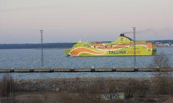 """Biržas vėl neramina numanoma infliacija, norvegų naftos fondas parduoda """"Tallink"""""""
