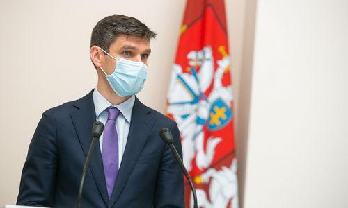 Prezidento patarėjas S. Krėpšta ragina rūpintis darbo rinka po karantino