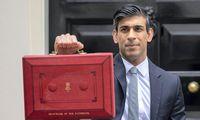 Nemokamų pietų nebūna: JK nuo 2023 m. didina pelno mokestį