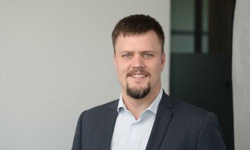 """A. Beniulis vadovaus """"SME Finance"""" pardavimų komandai Lietuvoje"""