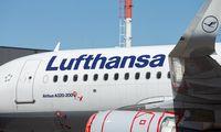 """""""Lufthansa"""" pernai patyrė rekordinį 6,7 mlrd. Eur nuostolį"""