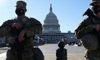 Dėl įsiveržimo į Kapitolijų grėsmės atšauktas Atstovų rūmų posėdis