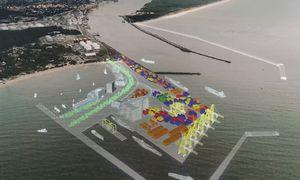 Išorinio Klaipėdos uosto idėja nugrimzdo į Baltijos bangas