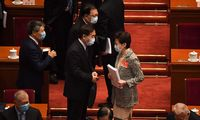 Kinija griežtina Honkongo kontrolę