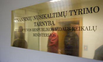FNTT tyrime dėl galimo sukčiavimo atliko kratas Biržų mieste ir rajone